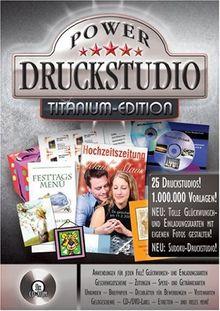 Power-Druckstudio Titanum-Edition