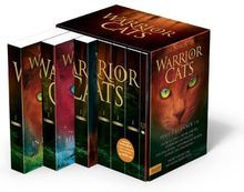 Warrior Cats: I, Band 1-6 mit exklusivem Short-Adventure (Gulliver)