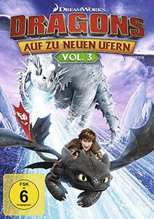 Dragons - Auf zu neuen Ufern, Vol. 3