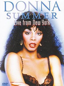 Donna Summer - Live from New York