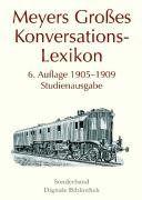 Meyers Großes Konversations-Lexikon.1905 - 1909. CD-ROM für Windows