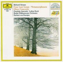 Richard Strauss, Vier letzte Lieder - Metamorphosen - Oboenkonzert