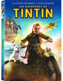 Les aventures de tintin, le secret de la licorne