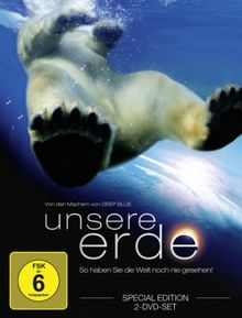 Unsere Erde (Special Edition) [2 DVDs]