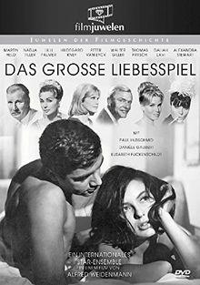 Das große Liebesspiel (Filmjuwelen)