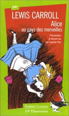 Alice au pays des merveilles (Eton. Clas. Lit)