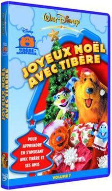 Tibère et la maison bleue : Joyeux Noël avec Tibère [FR Import]