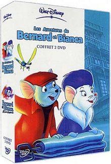 Les Aventures de Bernard et Bianca / Bernard et Bianca au pays des kangourous - Coffret 2 DVD [FR IMPORT]
