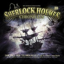 Sherlock Holmes Chronicles 20-Der Fall der Gloria Scott