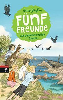 Fünf Freunde auf geheimnisvollen Spuren: Band 3 (Einzelbände, Band 3)