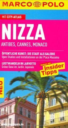 MARCO POLO Reiseführer Nizza, Antibes, Cannes, Monaco: Öffentliche Kunst: Die Stadt als Galerie. Spaziergang zum Wasserfall Der Cascade de Gairaut vor Nizza