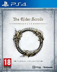 The Elder Scrolls Online Tamriel Jeu PS4