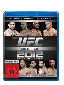 UFC Best Of 2012 (Blu-ray)