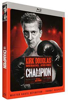 Le champion [Blu-ray] [FR Import]
