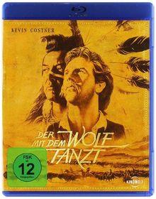 Der mit dem Wolf tanzt [Blu-ray]