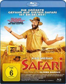 Safari [Blu-ray]