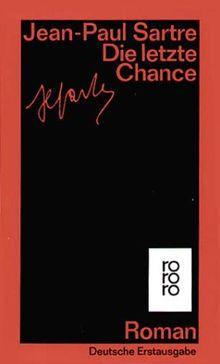 Gesammelte Werke, Romane u. Erzählungen, Bd. 4: Die letzte Chance