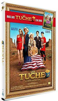 Les tuche 2 (inclus les tuche 1) - 2 DVD - édition limitée [FR Import]