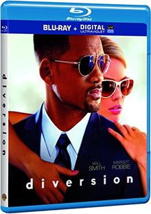 Diversion [Blu-ray] [FR Import]