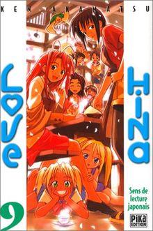 Love Hina, tome 9