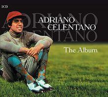 Adriano Celentano - The Album - 2CD (Pregherò, Buona Sera Signorina) Black Line