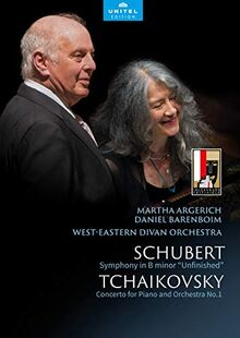 Tschaikowski Klavierkonzert Nr.1 [Martha Argerich/Daniel Barenboim, Salzburg Festival 2019]