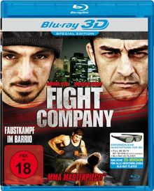 Fight Company - Faustkampf im Barrio [3D Blu-ray] [Special Edition]