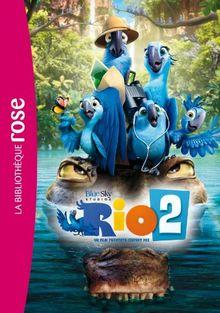 Rio 2, le roman du film