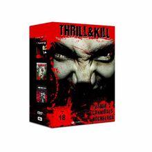 Thrill & Kill (3x harter Stoff) [3 DVDs]