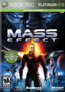 Mass Effect (M) Platinum Hits [DVD-AUDIO] [SINGLE]