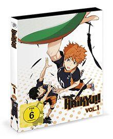 Haikyu!! Vol.1/Episode 01-06 [2 DVDs]