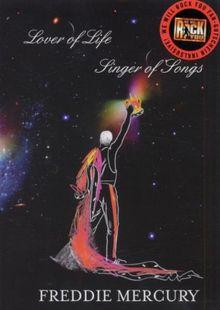 Freddie Mercury - Lover of Life, Singer of Songs [2 DVDs]