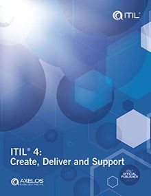 ITIL 4 Managing Professional Create, Deliver and Support