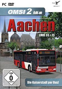 OMSI 2 - Aachen (Add-On)