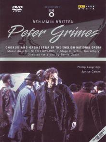 Britten, Benjamin - Peter Grimes