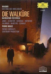Wagner, Richard - Die Walküre [2 DVDs]