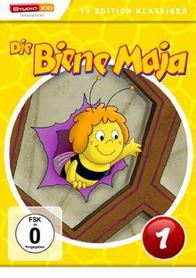 Die Biene Maja - DVD 1 (Episoden 1-7)