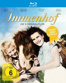 Immenhof - Die 5 Originalfilme - Remastered [Blu-ray]