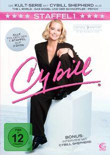 Cybill - Staffel 1 (3 DVDs)