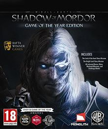 Middle-Earth, Shadow of Mordor (GOTY Edition) PS4