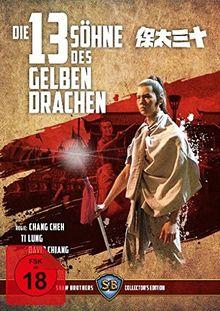 Die 13 Söhne des gelben Drachen (+ DVD) [Blu-ray] [Limited Collector's Edition]