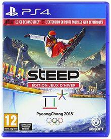 Steep Ed Jeux D'hiver PS4