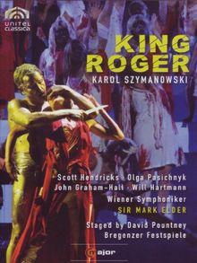 Szymanowski, Karol - King Roger (NTSC)