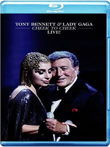 Tony Bennett & Lady Gaga - Cheek to Cheek - Live! [Blu-ray]