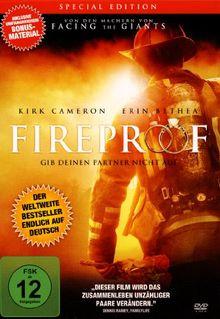 FIREPROOF - Gib deinen Partner nicht auf ( Special Edition )