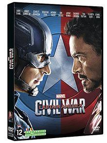 Captain america 3 : civil war [FR Import]