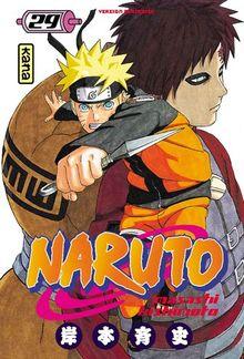 Naruto, Tome 29 :