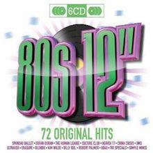 "80s 12"" - 72 Original Hits"