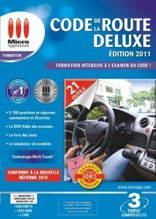 Code de la route 2011 - édition deluxe