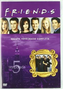 Friends Pack Serie 5 (Import Dvd) (2003) Jennifer Aniston; John Christopher Al